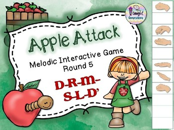 Apple Attack - Round 5 (D-R-M-S-L-D')