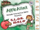 Apple Attack - Round 6 (S,-L,-D-R-M-S-L-D')