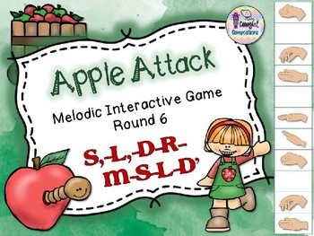 Apple Attack - Round 6 (S,-L,-D-R-M-S-L-D')