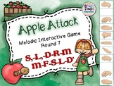 Apple Attack - Round 7 (S,-L,-D-R-M-F-S-L-D')