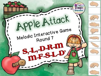Apple Attack - Round 7 (S,-L,-D-R-M-F-S-L-D')