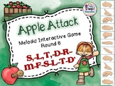 Apple Attack - Round 8 (S,-L,-T,-D-R-M-F-S-L-T-D')