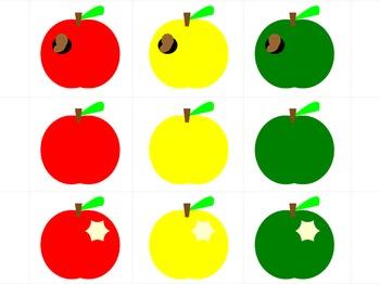 Apple Attributes - Venn Diagram