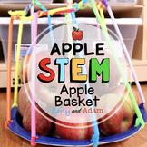 Apple Basket Builder Autumn STEM Activity + TpT Digital Distance Learning
