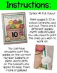 Apple Basket Number Sense Activity {Representing Numbers 0-20}