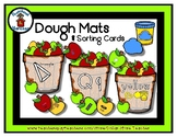 Apple Basket  -  Play Dough Manipulative Mats - Alphabet N