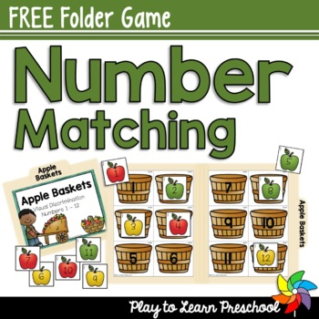 Apple Counting - FREE!