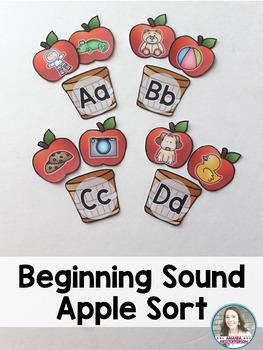 Beginning Sound Apples