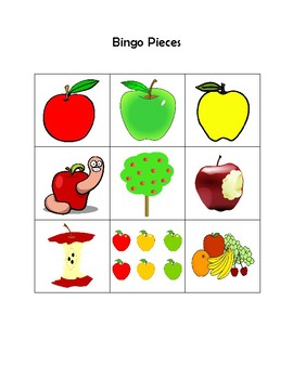 Apple Bingo