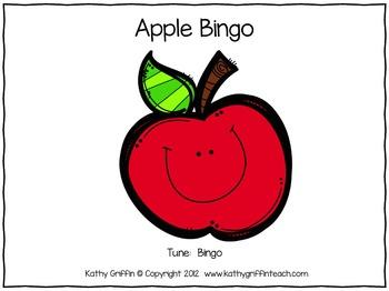 Apple Bingo Books