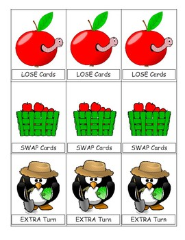 Apple Blast Sight Word Game (First)