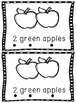 Apple Book- Easy Reader with Color Words