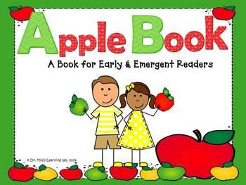 Apple Book (a book for early & emergent readers)