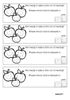 Apple Bookmarks