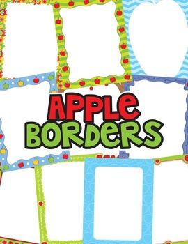 Apple Borders