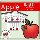 Apple Build It! Ten Frame Activity