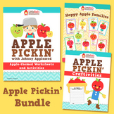 Apple Bundle - Activities, Craftivities, Games and More!