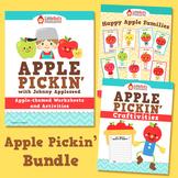 Apple Bundle - Activities, Craftivities, Games and More!