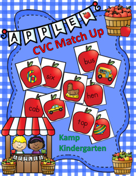 Apple CVC Match Up