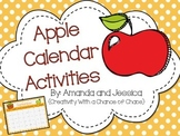 Apple Calendar Activities