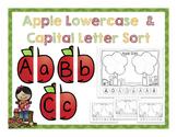 Apple Capital & Lowercase Letter Sort