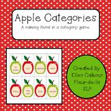 Apple Categories