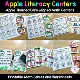 Apple Centers AND MORE - Literacy