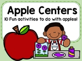 Apple Centers: Math & Science Centers