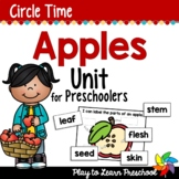 Apple Circle Time Unit