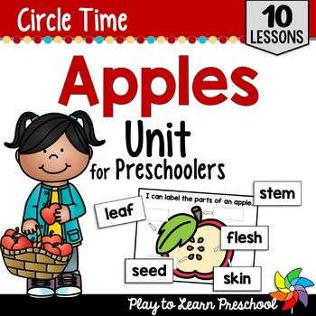 Apple Circle Time Unit