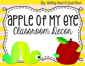 Apple Class Decor MEGA Pack