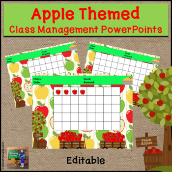Apple Classroom Behavior Management System *PowerPoints