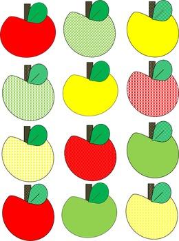 FREE Apple Clip Art