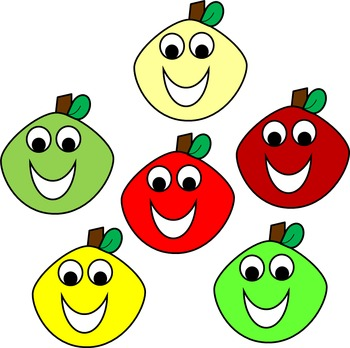 FREE Apple Clip Art