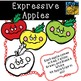 Apple Clip Art for Feelings or Expressions Kid-E-Clips Commercial and Personal