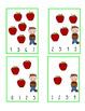 Apple Clip Math Center