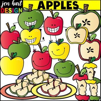 Apples Clip Art