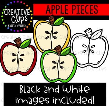 Apple Clipart {Creative Clips Clipart}