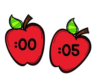 Apple Clock Labels