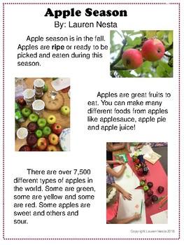 Apple Close Read