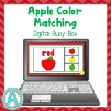 Apple Theme | Digital Colors Activity