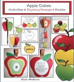 Apple Colors: Apple Crafts, Activities & Rhyming Emergent Reader