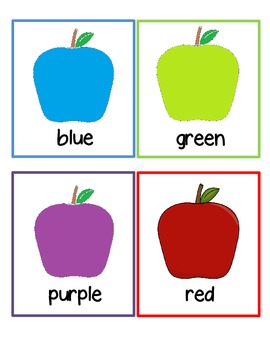 Apple Colors Write the Room