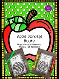 Apple Concept Book for Speech Therapy (Quantities and Plurals)