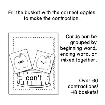 Apple Contraction Match