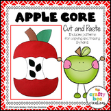 Apple Craft {Apple Core}