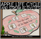 Apples Unit | Apple Life Cycle | Fall Activities | STEM Activities | STEAM
