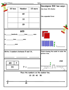 Apple Core Math Book 3