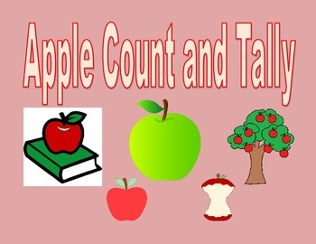 Apple Count, Tally, and Ten Frame
