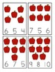 Apple Count and Clip Cards